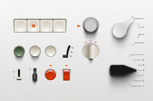 Skeuomorphism in Design by Apple