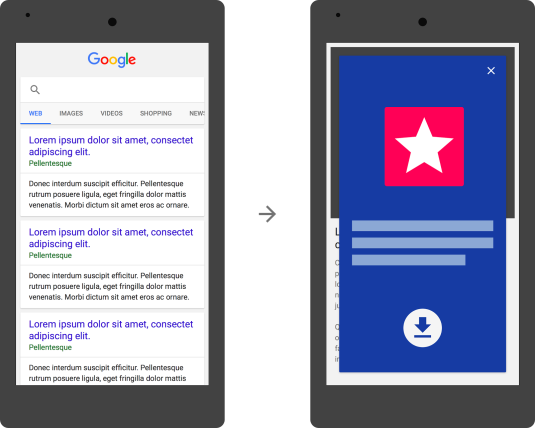 App Interstitial Penalty Google Update November 1