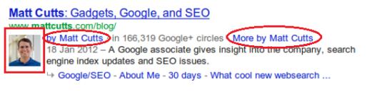 Google Authorship SEO