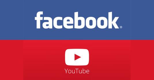 Facebook Vs Youtube
