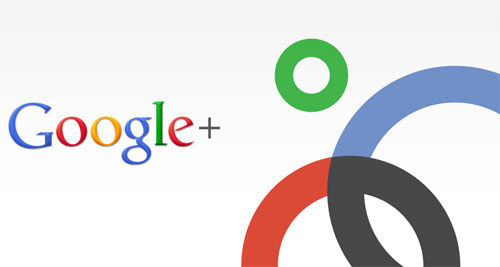 This is an image of Google plus